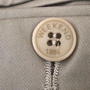MaxMara Pants & Jumpsuits - MaxMara Weekender Khaki Trouser